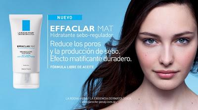 Moda Y Tendencia Para La Piel 2012 Effaclar Mat La Roche Posay