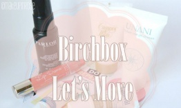 Birchbox Let's Move