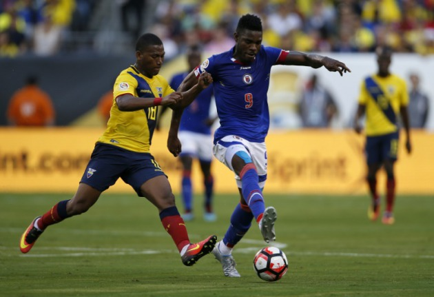 EEUU-Ecuador y Colombia-Perú, primeros cruces de cuartos ...
