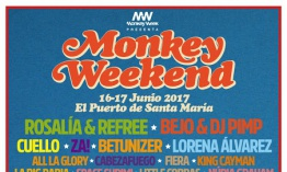[Noticia] Cartel del Monkey Weekend
