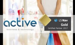 Active Business & Technology, Gold Partner de LS Retail 2017