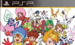 Digimon Adventure de PSP traducido al inglés