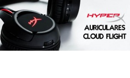 ANÁLISIS HARD-GAMING: Auriculares HyperX Cloud Flight