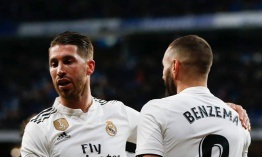 Real Madrid C.F. 3-0 Deportivo Alavés