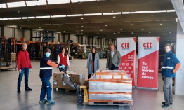 CTT Express colabora con Save the Children en la distribución de 600 tablets entre familias españolas