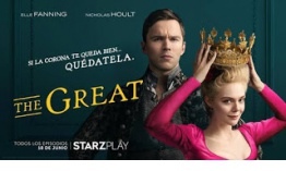 "STARZPLAY anuncia la FECHA de lanzamiento TRAILER y CARTEL de ""THE GREAT"""