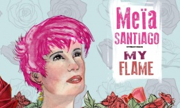 [Exclusiva Telúrica] Estrenamos My Flame, el nuevo single de Meïa Santiago